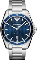 Emporio Armani Sigma Stainless Steel Bracelet Watch
