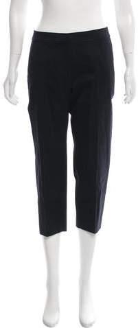 Giambattista Valli Cropped Mid-Rise Pants