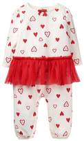 Gymboree Heart Tutu 1-Piece