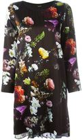 ADAM by Adam Lippes floral print shift dress