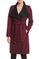 Ted Baker Women's Wool Blend Wrap Coat