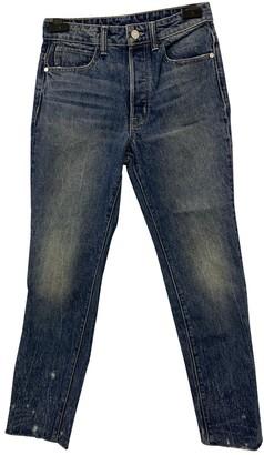 Helmut Lang Blue Denim - Jeans Trousers