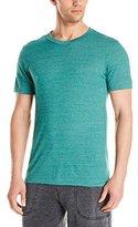 Alternative Men's Eco Jersey Printed Crew T-Shirt