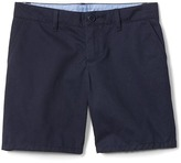 Gap GapShield flat front shorts