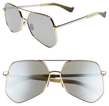 Grey Ant Megalast Flat 61mm Sunglasses