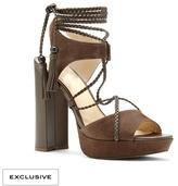 Vince Camuto Kaelena – Lace-Up Platform Sandal