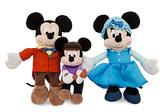 Disney Mickey's Christmas Carol Plush Set - Mini - 8''
