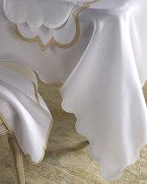 """Matouk Mirasol Oblong Tablecloth, 70"""" x 144"""""""
