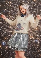 ModCloth Interplanetary Elan Sweater in 2X