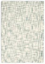 """Nourison Calvin Klein Tucson Wool Rug, Ivory/Sage, 2'3""""x7'6"""" Runner"""
