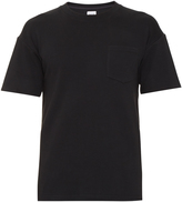 Fanmail Crew neck cotton-jersey T-shirt