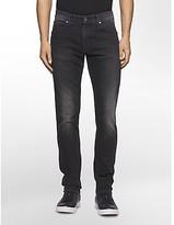 Calvin Klein Sculpted Metal Black Slim Jeans