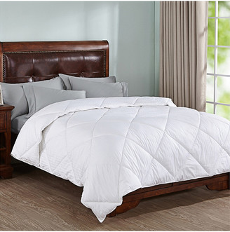 Peace Nest All Season Dobby Stripe Down Alternative Comforter