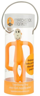 Matchstick Monkey Gel Applicator Teething Toy