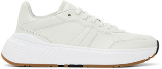 Bottega Veneta Off-White Speedster Sneakers