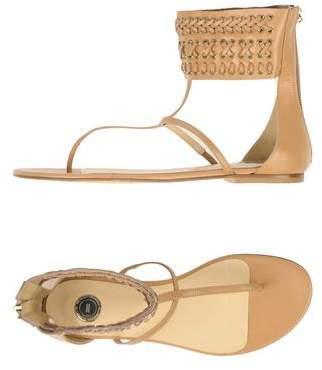 Elisabetta Franchi Toe post sandal