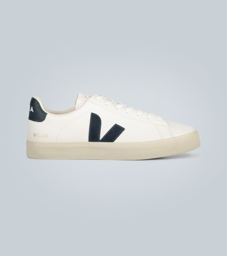 Veja Campo chrome-free leather sneakers