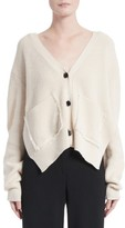 Proenza Schouler Women's Cotton & Cashmere Cardigan