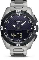 Tissot T-Touch Expert Solar Men's Titanium Bracelet Quartz Watch, 45mm
