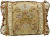 Dian Austin Couture Home Standard Petit Trianon Scalloped Floral Sham