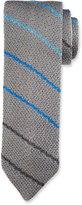 hook + ALBERT Diagonal Striped Knit Tie