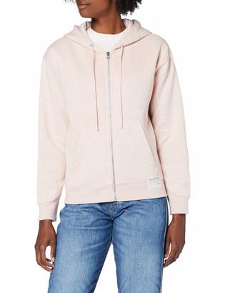 G Star Women's Premium Core Hooded Zip Thru Sweatshirt
