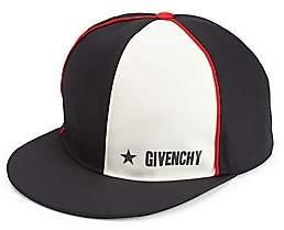 Givenchy Men's Colorblock Baseball Cap