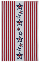Star Spangled Banner Mixed Cotton Dish Towels (Set of 4)