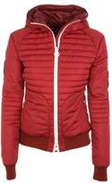 Rossignol Women's Red Polyamide Down Jacket.