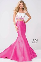 Jovani Two Piece Mermaid Prom Dress JVN50204