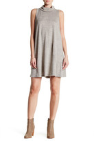 Bobeau Sleeveless Cowl Neck Dress