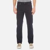 Gant Men's Regular Straight Microtwill Jeans