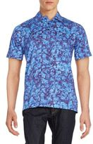 Robert Graham Lizard Valley Polo Shirt