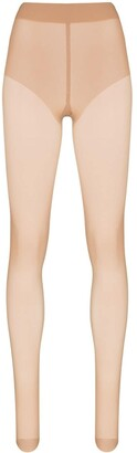 Wolford neutral Pure 10 tights