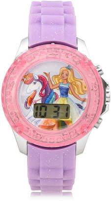 Barbie Girls Digital Purple Strap Watch-Bdt4000jc