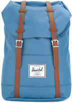 Herschel double strap backpack - unisex - Cotton - One Size
