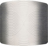Asstd National Brand Spiral Stripes Drum Lamp Shade