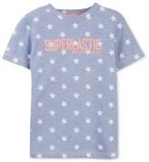 Petit Bateau Boys print T-shirt