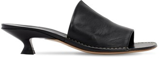 Tod's 35mm Leather Sandals