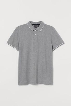H&M Premium Cotton Polo Shirt