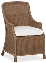 Pottery Barn Dining Chair With Cushion