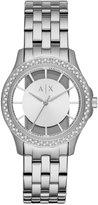 Armani Exchange A|X Women's Stainless Steel Bracelet Watch 36mm AX5250