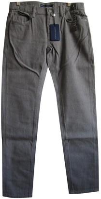 Ralph Lauren Grey Denim - Jeans Trousers for Women
