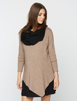 A Pea in the Pod Bias Cut Maternity Sweater
