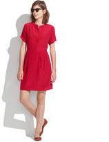 Madewell Silk Shirtdress