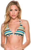 Volcom Salty Air Halter Bikini Top