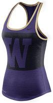 Nike Women's Washington Huskies Dri-Blend Mesh Tank Top