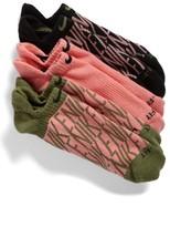 Nike Women's 3-Pack Graphic No-Show Socks