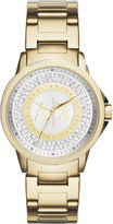 Armani Exchange AX4321 rose gold-plated stainless steel watch
