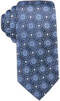 Tasso Elba Men's Andrea Medallion Slim Tie, Created for Macy's
